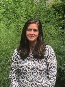 Kaci Rae Christopher, author of The School Garden Curriculum