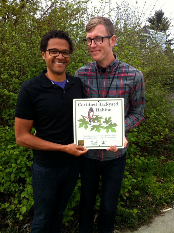 Certified Backyard Habitat backyard habitat certification program - clackamas swcd