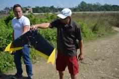 WWF Nepal, Madhav Khadka, launching the Caipy