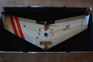 Vanguard video drone