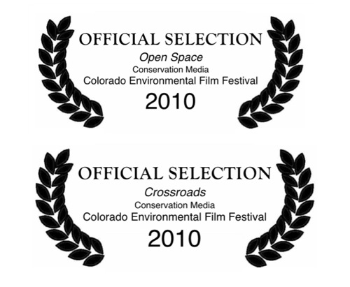 Conservation Media - Two Offical Selections in One Festival!