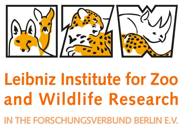 Leibniz Institute for Zoo and Wildlife Research of Berlin logo.
