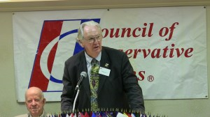 CofCC vice president Bill Lord.