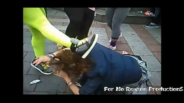 Seattle woman attacked in broad daylight.