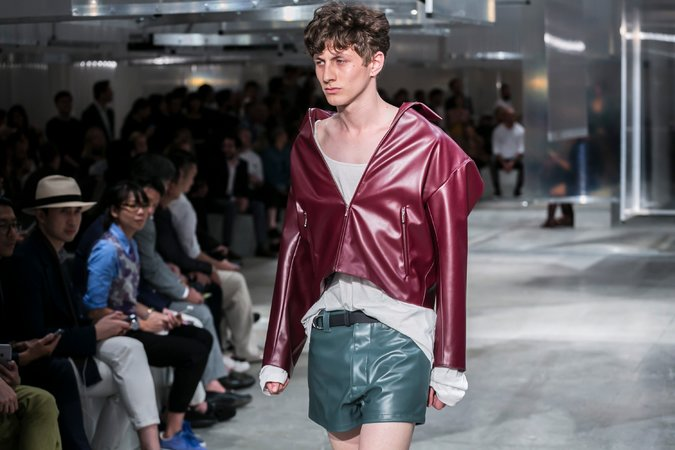 SJWS take on gender binaries in fashion