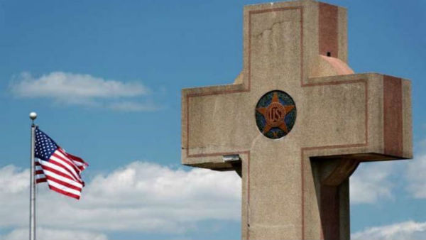 Independent Group Takes Memorial Peace Cross Case To