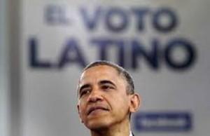 obama - latino vote