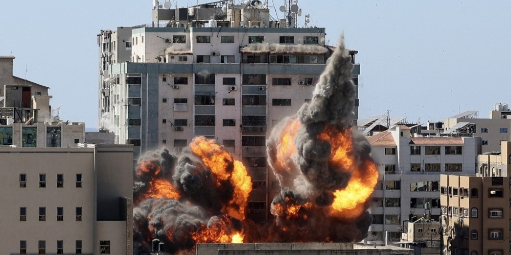 Associated Press Claims Ignorance of Hamas in Their Building. Here's Proof They're Lying.