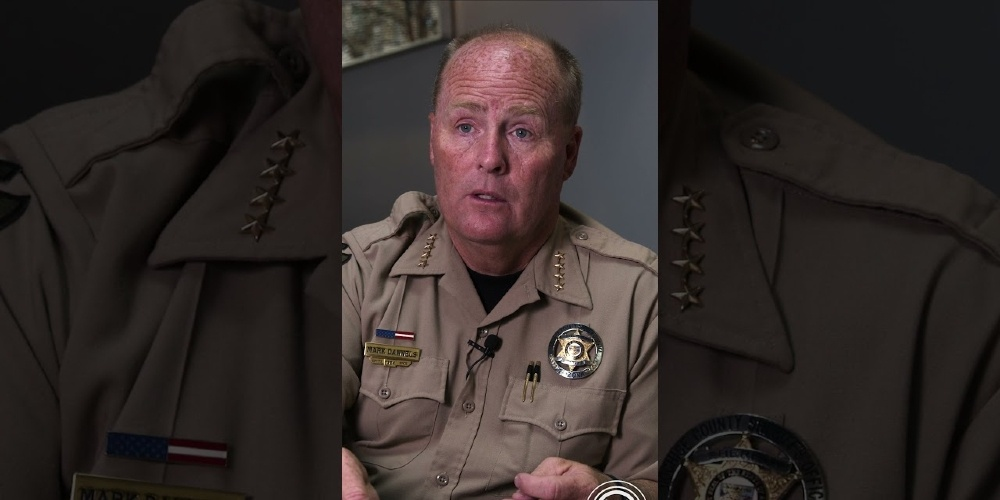 Border Sheriff Says Harris Not Coming to Border a Sign Crisis Isn't Priority