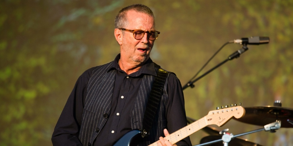 Eric Clapton 'Feared He Would Never Play Again' After AstraZeneca Vaccine, Says 'Propaganda' Overstated Safety