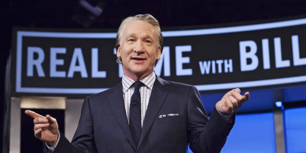 Fully-Vaccinated Bill Maher Tests Positive for Covid-19, Will Miss First Show Since 1993
