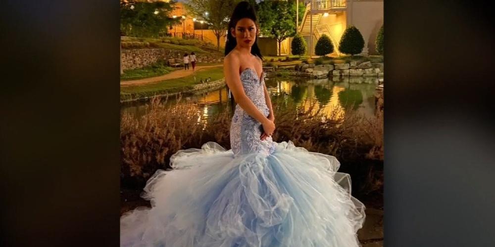 Texas High School crowns first 'Rainbow Mafia' prom king