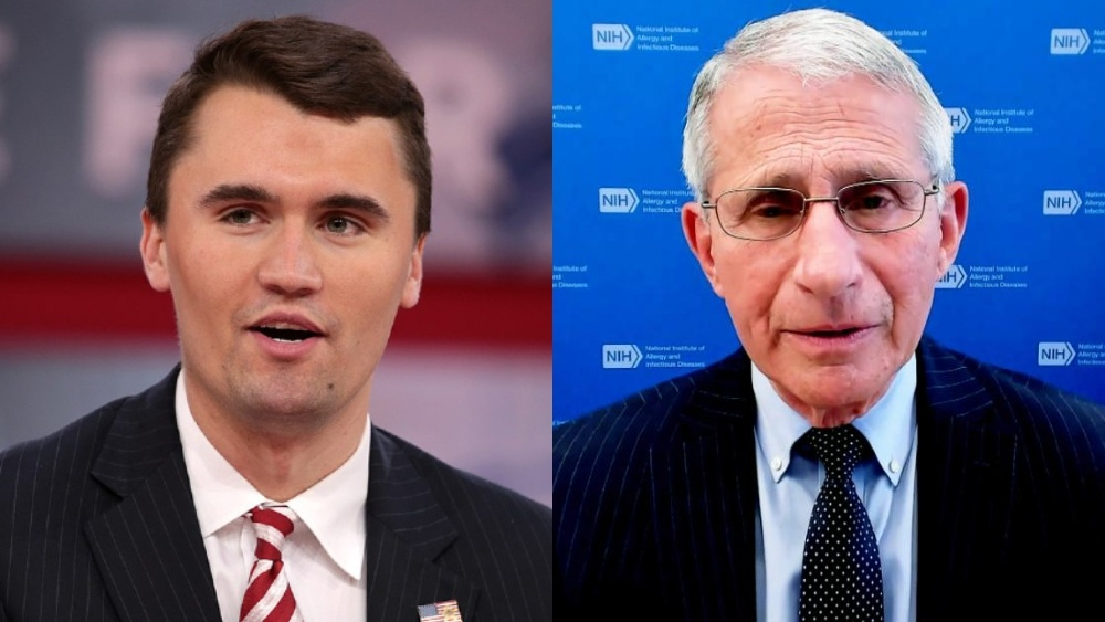 Charlie Kirk_ 'Anthony Fauci is not a scientist. He's just another bureaucrat in Washington, D.C.'