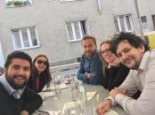 Amine Bouhafa & Salima, Stephane Reichart & Cecile Tournesac