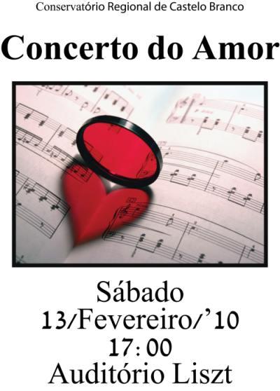 """""""Concerto do Amor"""""""