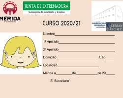 Matriculación curso 2020 21
