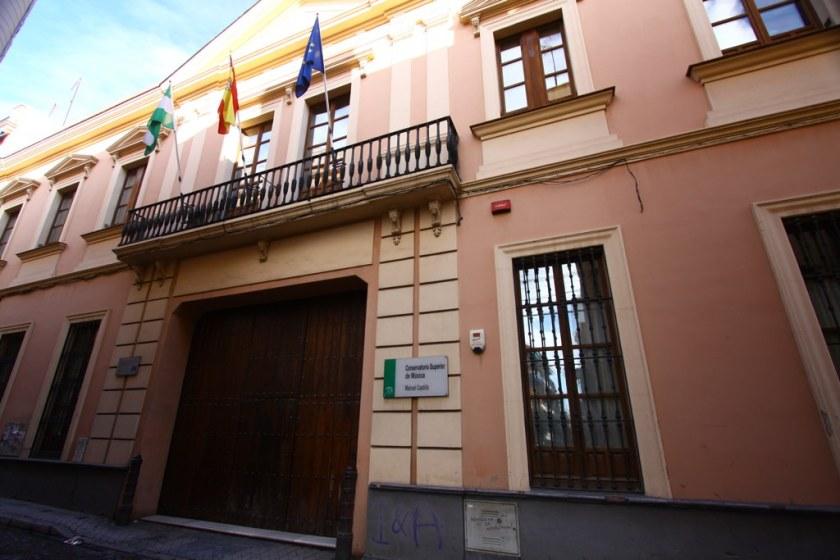 "Conservatorio Superior de Música ""Manuel Castillo"" de Sevilla"