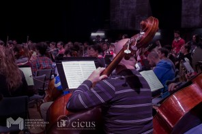 Ensayo Orquesta Sinfónica