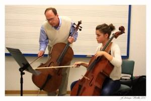 Gema - Curso de cello - Greg Hamilton