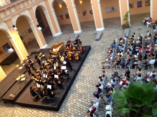 Orquesta Barroca del Conservatorio Superior de Música Manuel Castillo de Sevilla