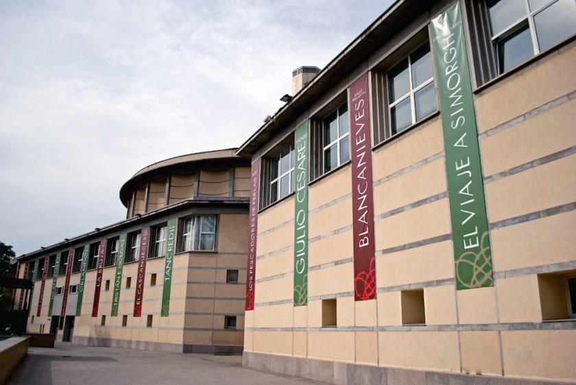 Teatro de la Maestranza. Foto: Wikipedia