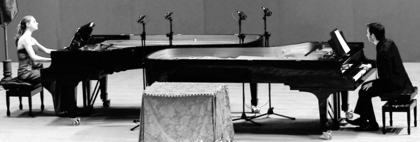 Dúo de piano Lechado-Kuchaeva
