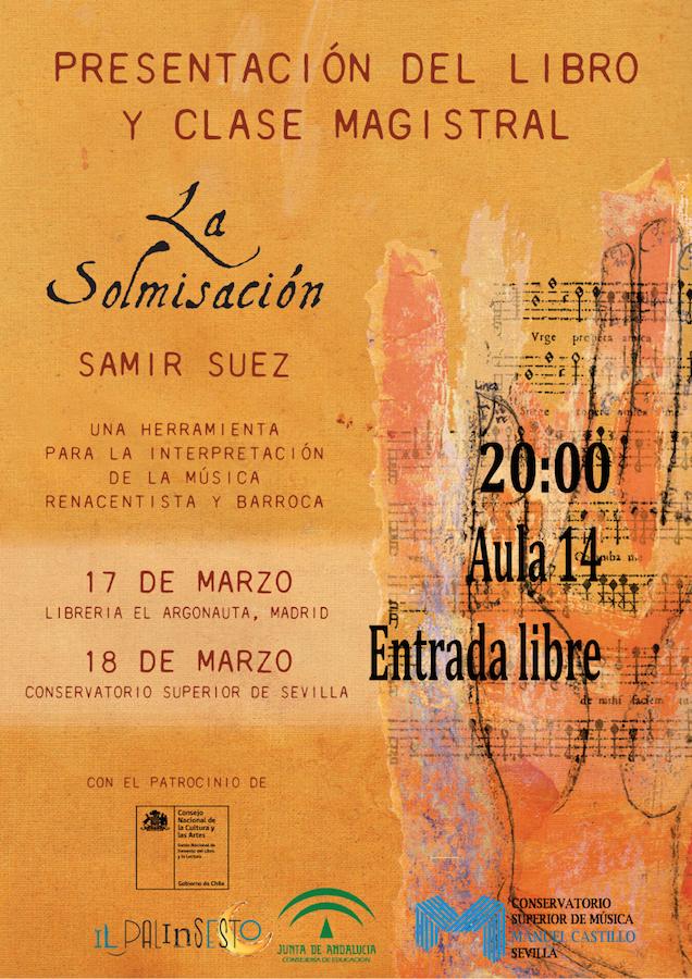 La solmisación. Un libro de Samir Suez