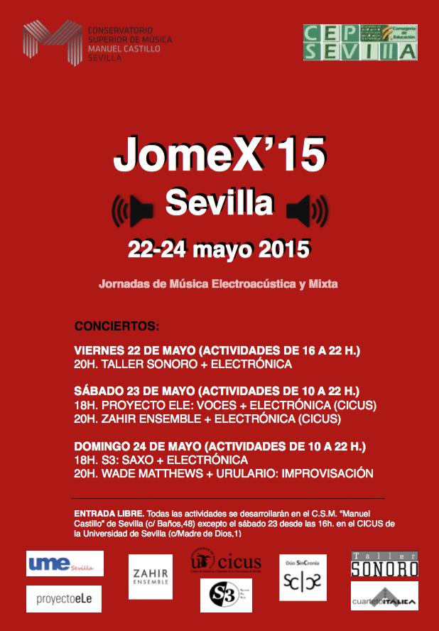 JomeX'15