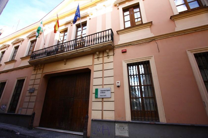 Conservatorio Superior de Música «Manuel Castillo» de Sevilla
