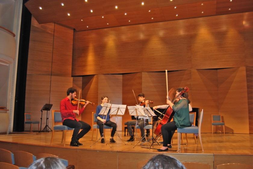 Tercer Concurso de Música de Cámara Jose Gamez