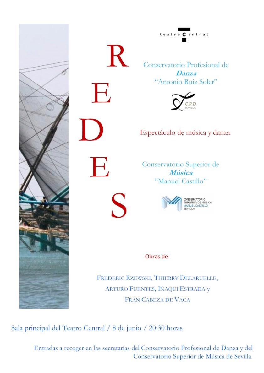 REDES — Espectáculo de música y danza