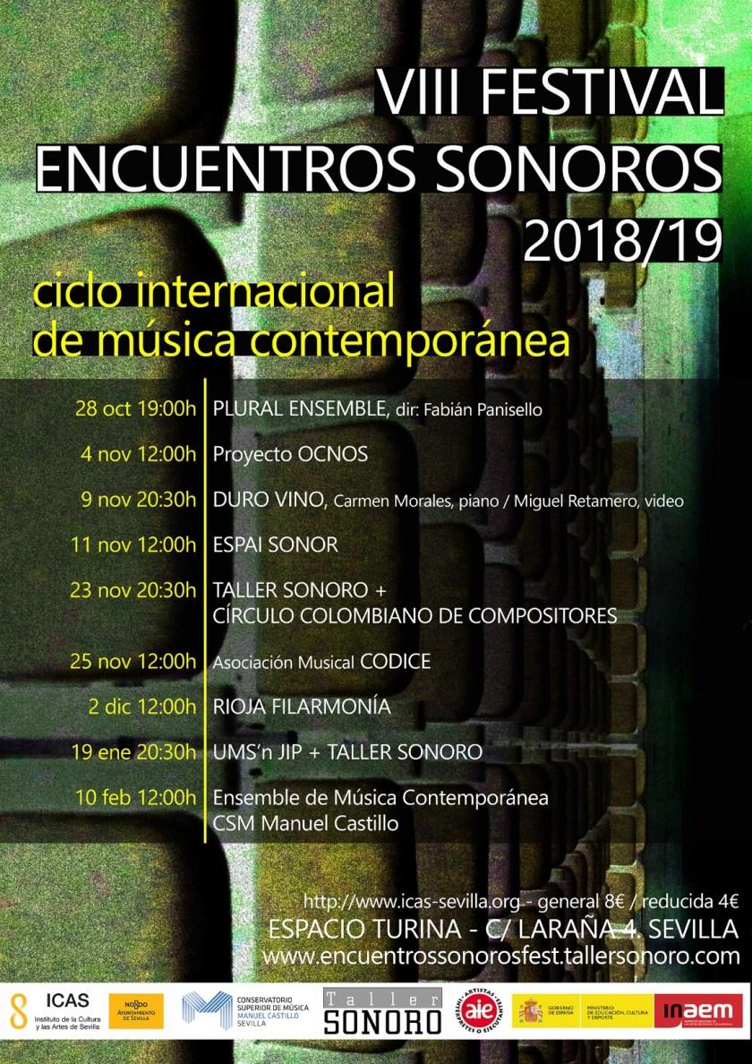 Festival Encuentros Sonoros 2018