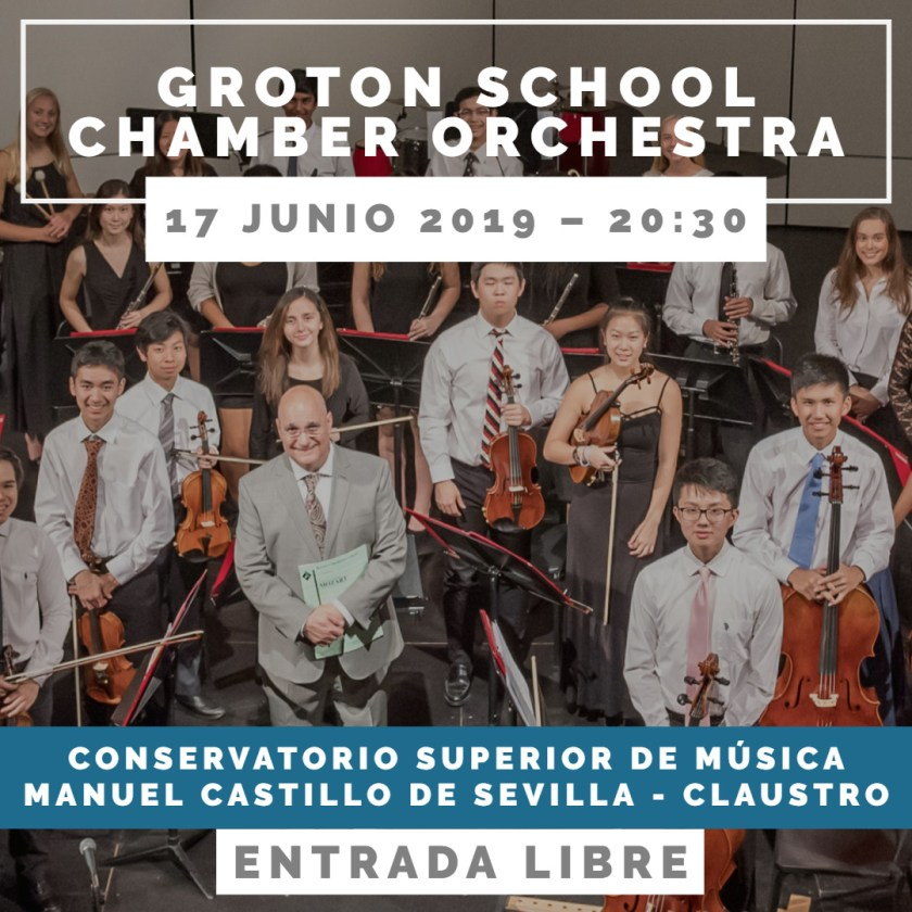 Groton School Chamber Orchestra