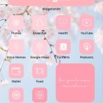Best Aesthetic Pink Ios 14 Home Screen Ideas For Girls My Blog