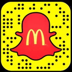 McDonald's Job Applications via Snapchat