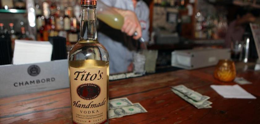 Tito's Vodka Is Not Handmade Consider The Consumer