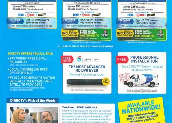 DirecTV Ads Misled Consider The Consumer