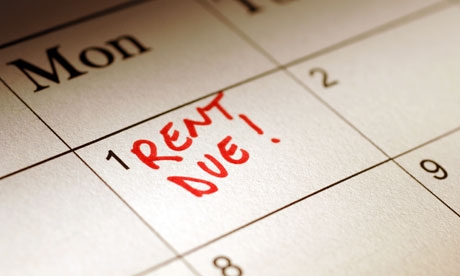 Paying Rent Consider The Consumer