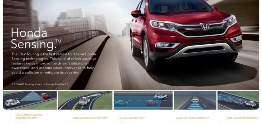 Honda Sensing Class Action Lawsuit Consider The Consumer