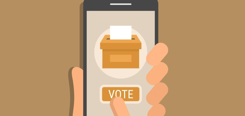 cell phone voting west virginia midterm elections consider the consumer