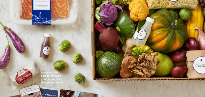 Blue Apron Partners with Walmart's Jet.com and Meal Kit Sales Soar consider the consumer