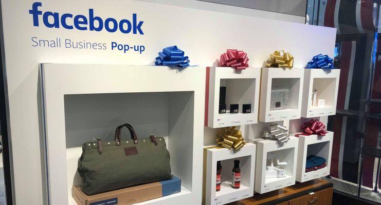 Facebook Pop Up Shops Consider The Consumer