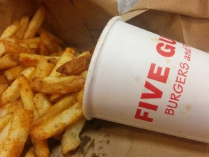 Five Guys Data Breach; Employee Information Leaked Consider the consumer