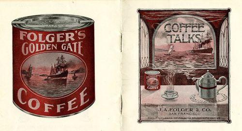 Folgers Coffee Ad
