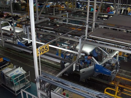 hyundai factory