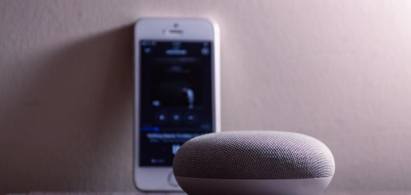 Smart Speaker Siri