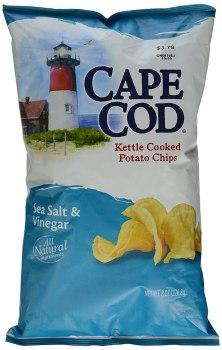 Cape Cod Sea Salt & Vinegar Chips  Lawsuit