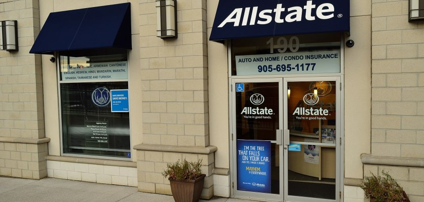 Allstate Insurance TCPA Class Action Lawsuit 2021