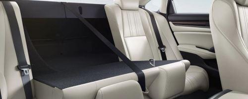 Seats of Honda Accord 2021