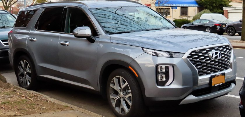 Hyundai Palisade Foul Smell Class Action Lawsuit